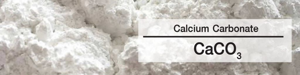 Calcium Carbonate coated and uncoated